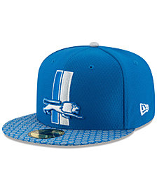New Era Detroit Lions Sideline 59FIFTY Cap