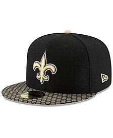 New Era New Orleans Saints Sideline 59FIFTY Cap