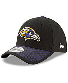 New Era Baltimore Ravens Sideline 39THIRTY Cap