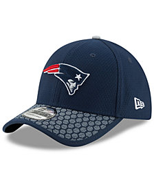 New Era New England Patriots Sideline 39THIRTY Cap