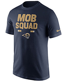 Nike Men's Los Angeles Rams Local Verbiage T-Shirt