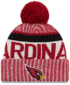 New Era Arizona Cardinals Sport Knit Hat