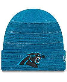 New Era Carolina Panthers Touchdown Cuff Knit Hat