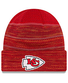 New Era Kansas City Chiefs Touchdown Cuff Knit Hat