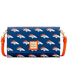 Dooney & Bourke Denver Broncos Daphne Crossbody Wallet