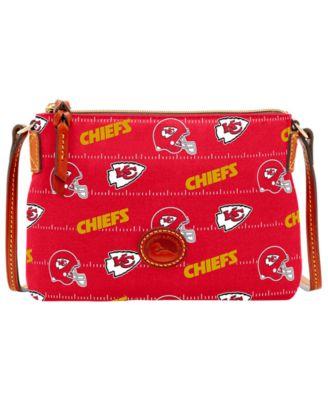 Kansas City Chiefs Nylon Crossbody Pouchette
