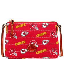 Dooney & Bourke Kansas City Chiefs Nylon Crossbody Pouchette