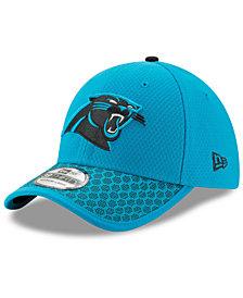New Era Boys' Carolina Panthers 2017 Official Sideline 39THIRTY Cap