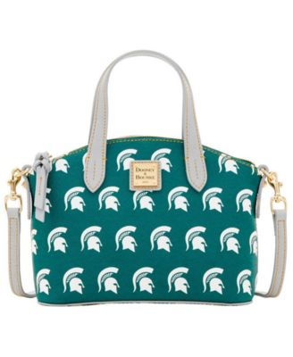 Michigan State Spartans Ruby Mini Satchel Crossbody