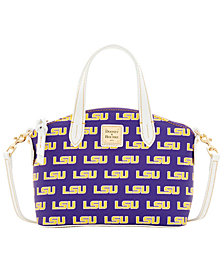 Dooney & Bourke LSU Tigers Ruby Mini Satchel Crossbody
