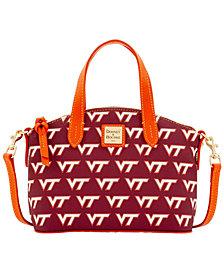 Dooney & Bourke Virginia Tech Hokies Ruby Mini Satchel Crossbody