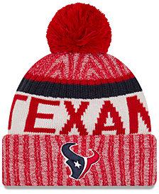 New Era Houston Texans Alt Sport Knit Hat