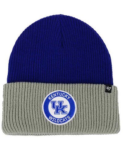 '47 Brand Kentucky Wildcats Ice Block Knit
