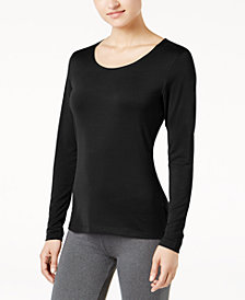 32 Degrees Cozy Heat Long-Sleeve Top