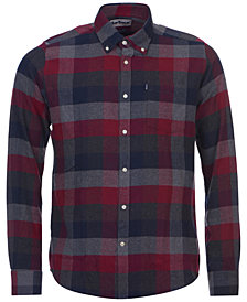 Barbour Men's Angus Plaid Shirt