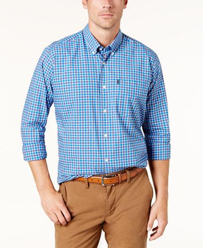 Barbour Men's Barrett Tartan Pocket Shirt