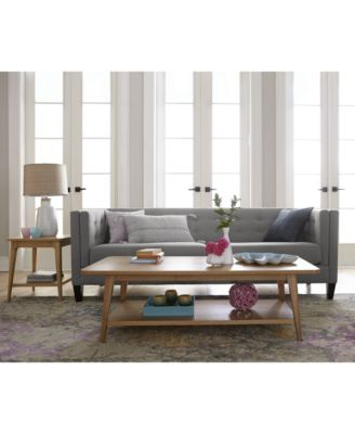 Martha Stewart Collection Brookline Coffee Table, Created for Macy's