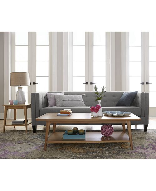 Furniture Martha Brookline Table Collection Created For Macy S
