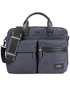 Solo Men's Solo Hamish Briefcase