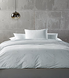 Calvin Klein Parterres 3-Pc. King Duvet Cover Set