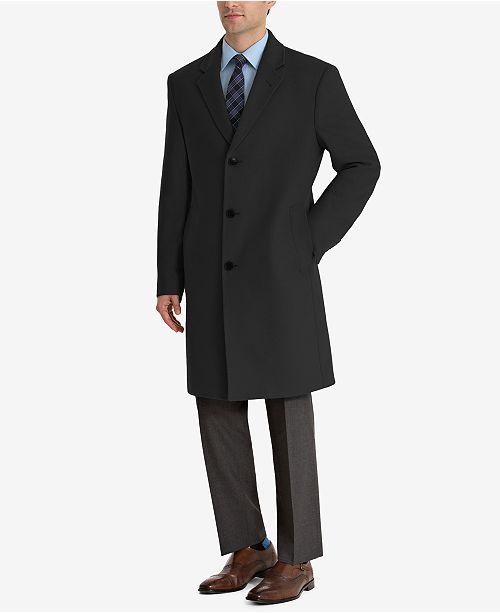 e0fe6d47c776 Lauren Ralph Lauren Men s Luther Wool Blend Top Coat   Reviews ...