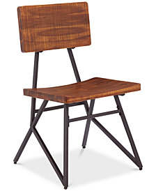 Trestle Dining Chair, Quick Ship