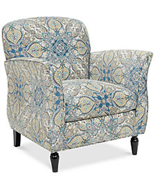 Escher Accent Chair, Quick Ship