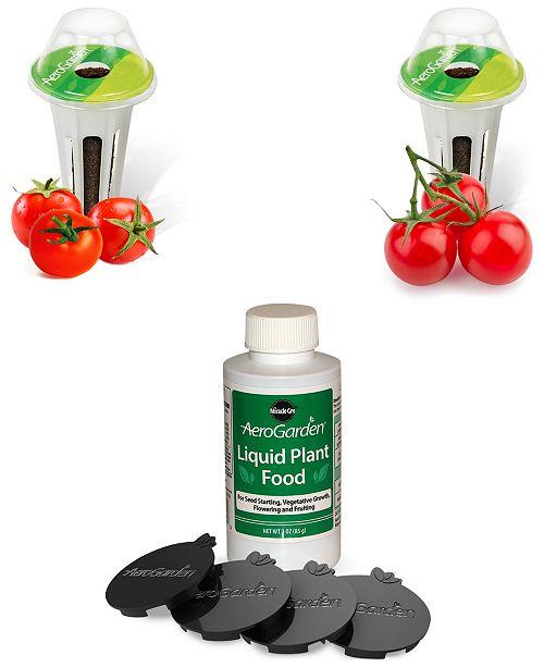 AeroGarden  Heirloom Cherry Tomato 6-Pod Refill Kit