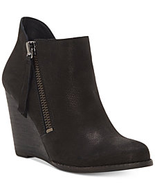 Jessica Simpson Carnivela Wedge Booties