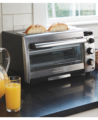 2 In 1 Oven And Toaster by Hamilton Beach