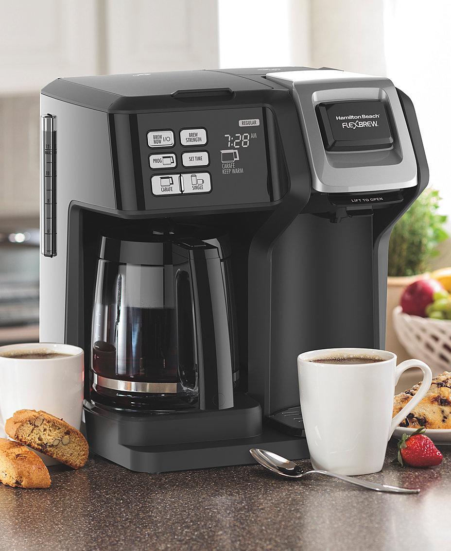 Hamilton Beach Dual Coffee Maker