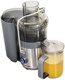 Hamilton Beach® Premium Big Mouth® 2-Speed Juice Extractor