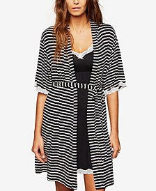 Nursing Nightgown And Robe