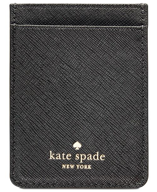 new style b9f95 68bea kate spade new york Double Sticker Phone Pocket & Reviews ...