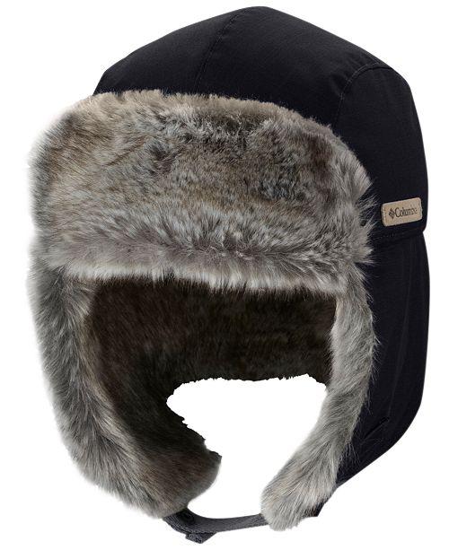 Columbia Men s Nobel Falls II Trapper Hat - Hats 1adf7cfbf48