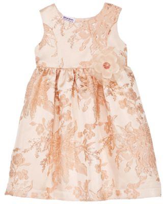 Girls brocade dress images