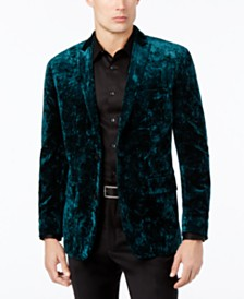 Green Mens Blazers & Sports Coats - Macy's