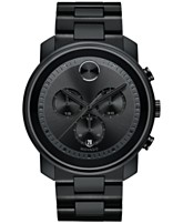 4eb15af4ad8fd QUICKVIEW. Movado Men s Swiss Chronograph BOLD Black ...