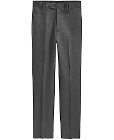 Lauren Ralph Lauren Big Boys Husky Suiting Pants