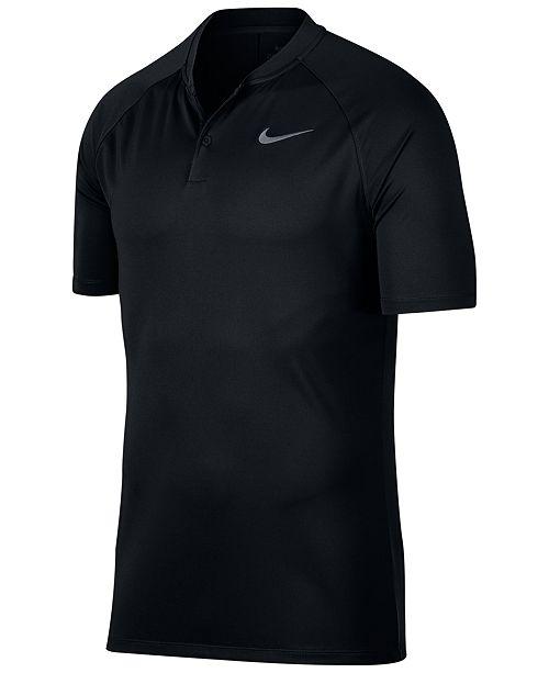 ae598408b0 Nike Men's Dry Golf Momentum Polo & Reviews - Polos - Men - Macy's