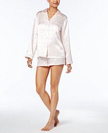 Linea Donatella Satin Pajama Set