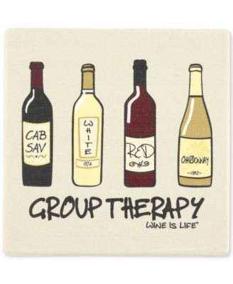 Group Therapy Coaster