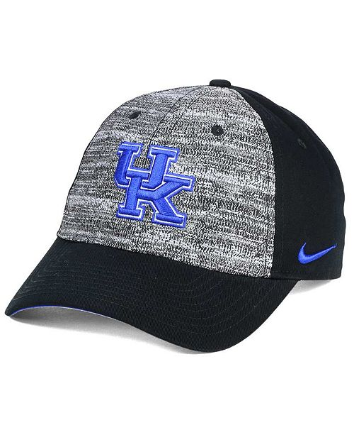 free shipping f38f0 16ab9 Nike. Kentucky Wildcats H86 Heathered Cap. Be the first to Write a Review.  main image ...