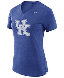 Nike Women's Kentucky Wildcats Fan V Top T-Shirt