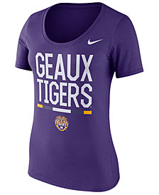 Nike Women's LSU Tigers Local Spirit T-Shirt