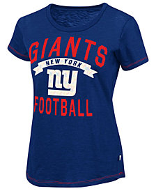 Touch By Alyssa Milano Women's New York Giants MVP T-Shirt