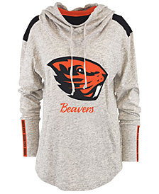 Pressbox Women's Oregon State Beavers Gibson Long Sleeve Hooded Sweatshirt