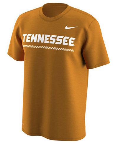 Nike Men's Tennessee Volunteers Fresh Trainer Hook T-Shirt XbXvniL