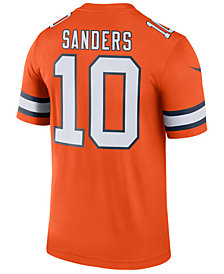 Nike Men's Emmanuel Sanders Denver Broncos Legend Color Rush Jersey