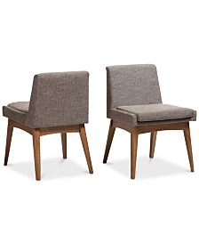 Odele Dining Chair (Set Of 2), Quick Ship